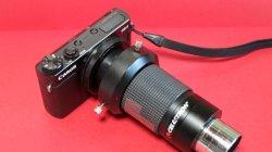画像1: TKオリジナルNew お気軽撮影ズームアイピース Canon/SONY/ 他用