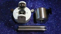 画像1: テレスコ工作工房オリジナル ポラリエU専用 PCBU-EQ2雲台ベースセット 在庫品